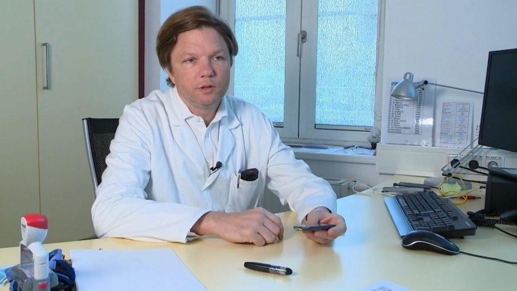 """Dr. Marcus Säemann im ORF III - Beitrag zum Thema """"low carb"""""""